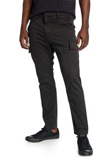 John Varvatos Men's Kurtz Slim-Fit Cargo Pants