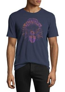 John Varvatos Men's Mind Experiment Graphic T-Shirt