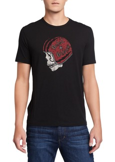 John Varvatos Men's Rebel Rider Graphic T-Shirt