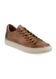 John Varvatos Men's Reed Leather Low-Top Sneakers