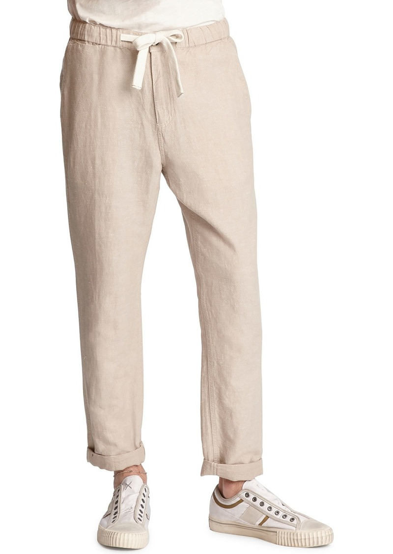 John Varvatos Men's Robbie Tailored Sport Pants
