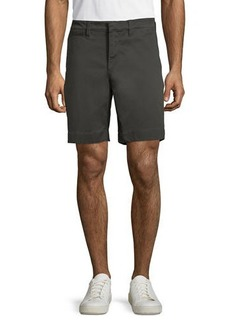 John Varvatos Men's Slight Stretch Shorts
