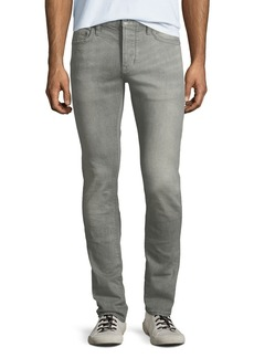 John Varvatos Men's Wight-Fit Button-Fly Jeans