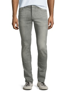 John Varvatos Men's Wight-Fit Button-Fly Jeans
