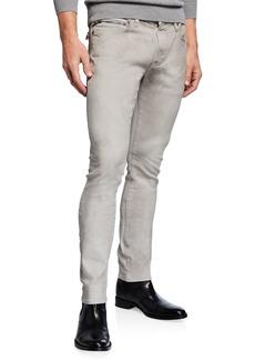 John Varvatos Men's Wight Skinny Fit Denim Jeans