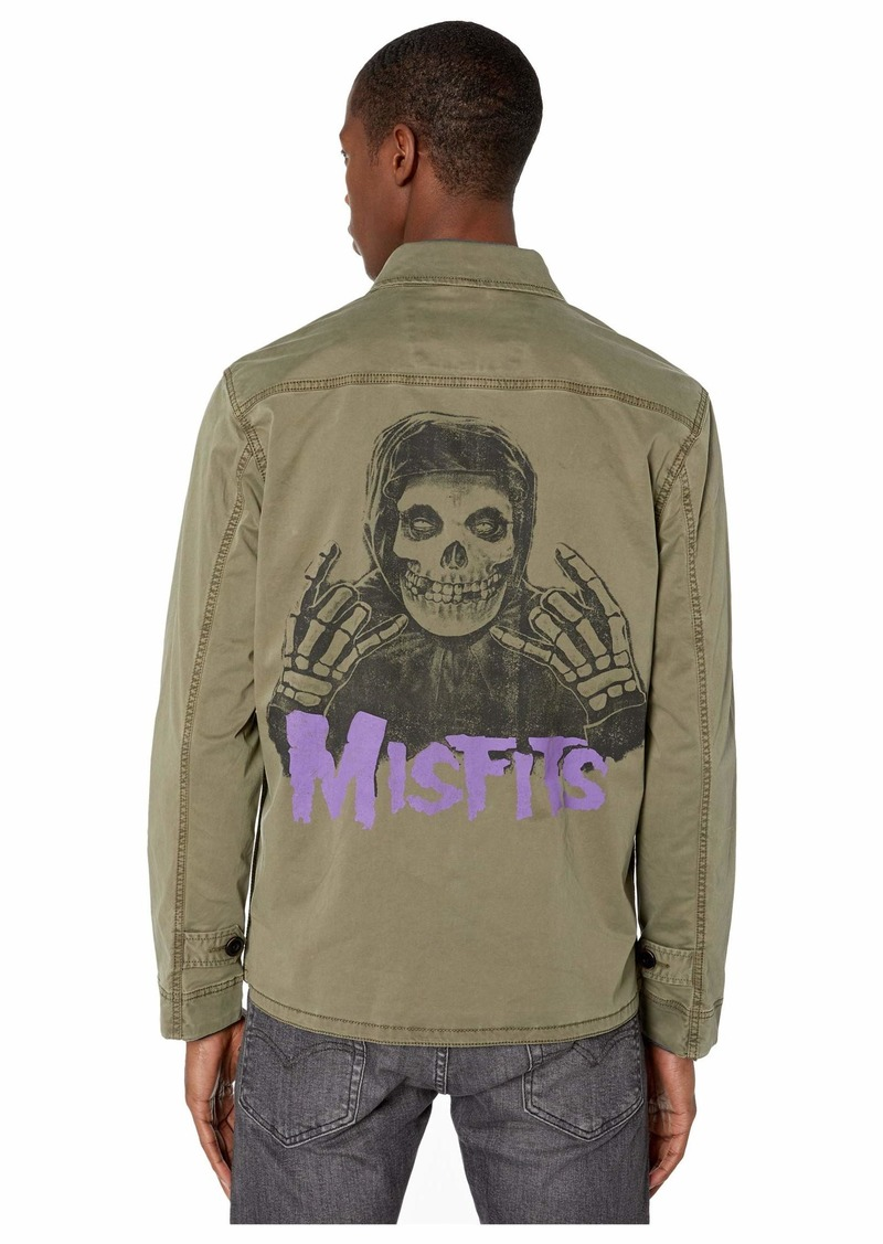 John Varvatos Misfits Jacket O1955W1B