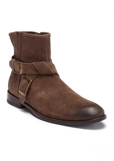 John Varvatos NYC Double Buckle Boot