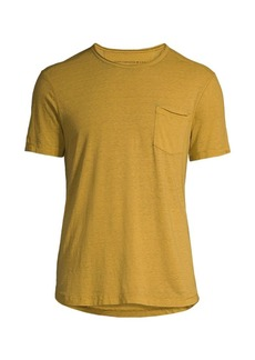 John Varvatos Patch Pocket T-Shirt