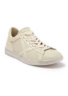 John Varvatos Perforated Leather Sneaker