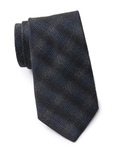 John Varvatos Plaid Tie