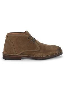 John Varvatos Portland Leather Chukka Boots
