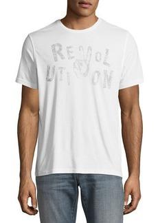 John Varvatos Revolution Graphic T-Shirt