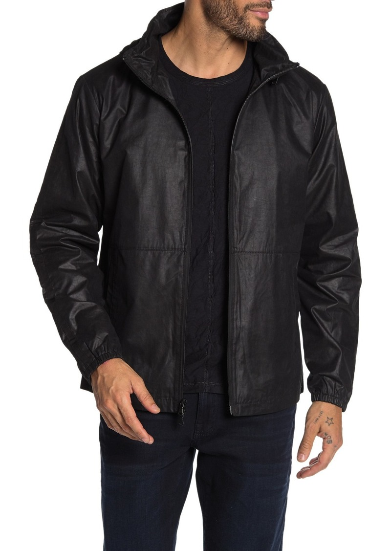 John Varvatos Robby Water Repellent Windbreaker Jacket