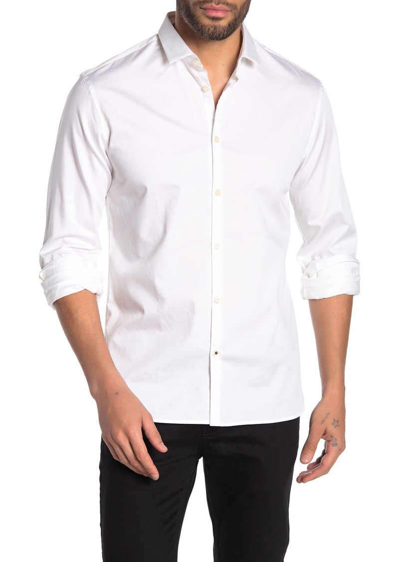 John Varvatos Ross Long Sleeve Sport Shirt