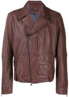 John Varvatos Sammy biker jacket