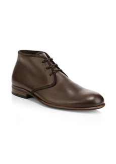 John Varvatos Seagher Chukka Boots