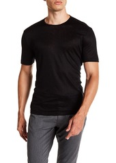John Varvatos Short Sleeve Linen T-Shirt