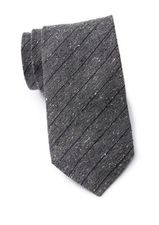 John Varvatos Silk Stripe Tie