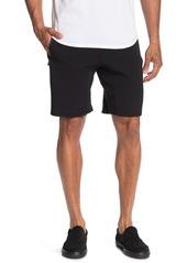 John Varvatos Sinton Interlock Drawstring Shorts