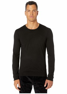 John Varvatos Slim Fit Cashmere Crew Sweater Y2644V3