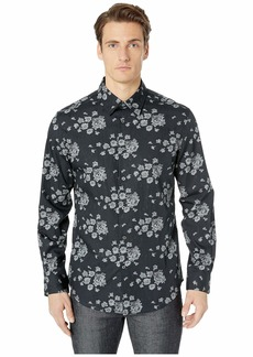 John Varvatos Slim Fit Shirt with Split Yoke W194U4