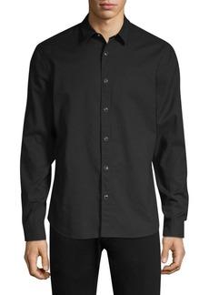 John Varvatos Snap Button Western Shirt