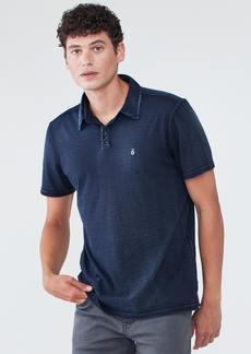John Varvatos Soft Collar Peace Polo Shirt