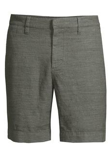 John Varvatos St. John Flat Front Shorts