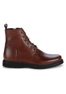 John Varvatos Star B Leather Boots