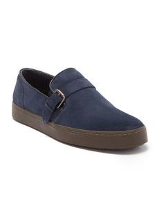 John Varvatos Star Suede Slip-On Sneaker