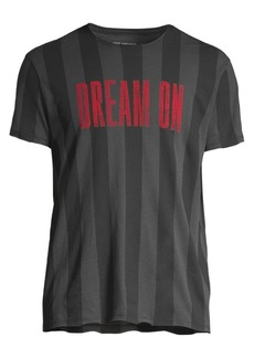 John Varvatos Star USA Aerosmith Dream On Tee