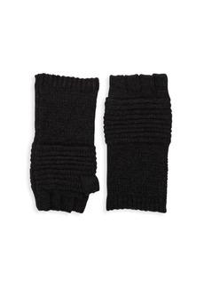 John Varvatos Textured Gloves