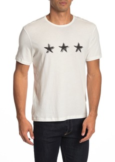 John Varvatos Three Stars Tee