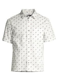 John Varvatos Trent Short Sleeve Shirt