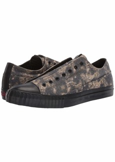 John Varvatos Vulcanized Abstract Camo Low Top
