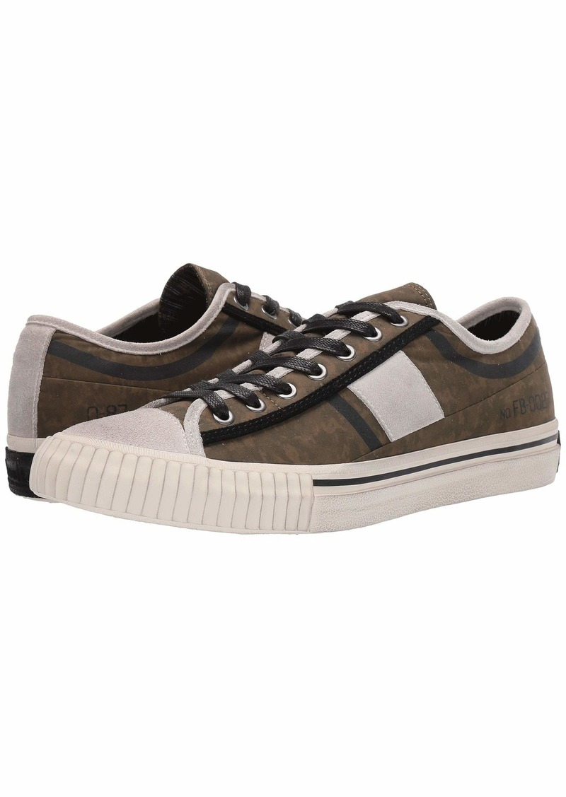 John Varvatos Vulcanized Surplus Low Top