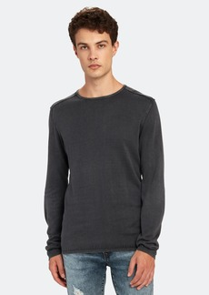 John Varvatos Walter Long Sleeve Crewneck