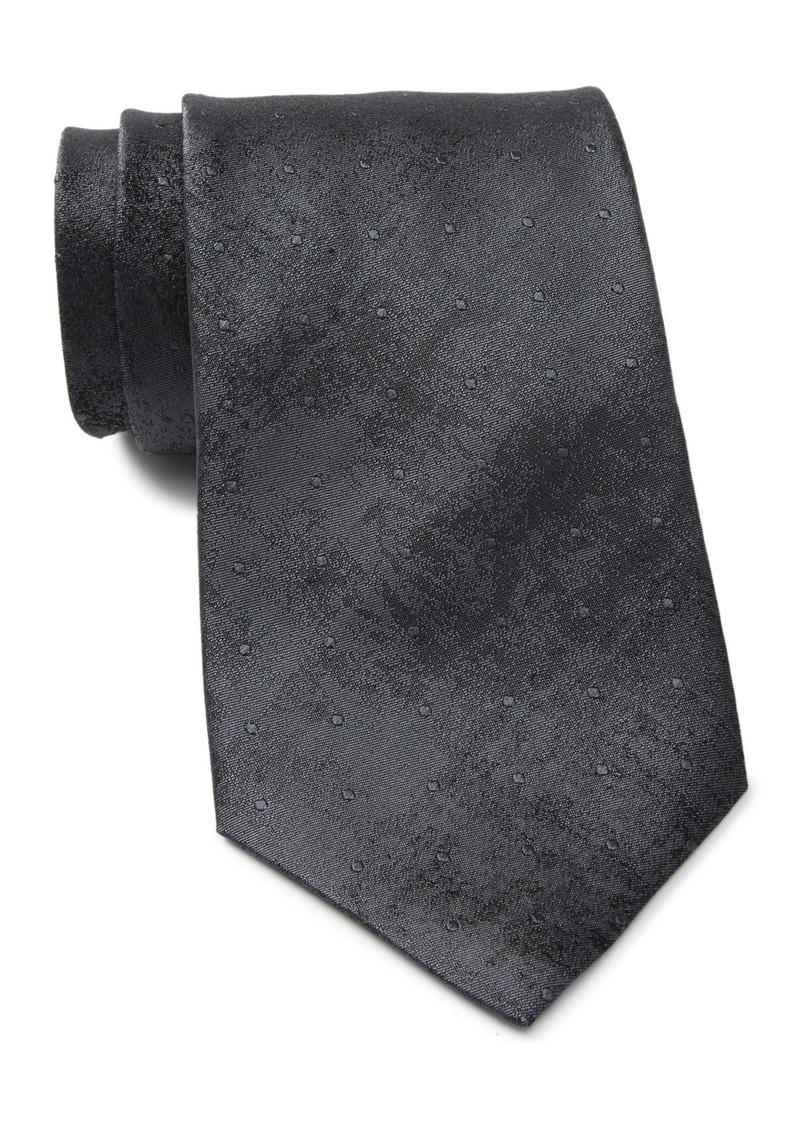 John Varvatos Wide Silk Tie