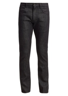 John Varvatos Woodward Fit Creased Jeans
