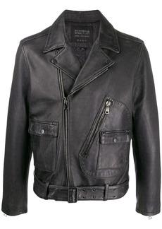 John Varvatos x Led Zeppelin biker jacket