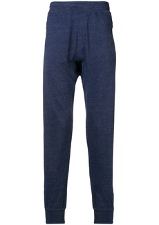 John Varvatos zipped pocket track pants