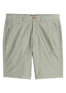 johnnie-O Bombay Pima Cotton Flat Front Shorts