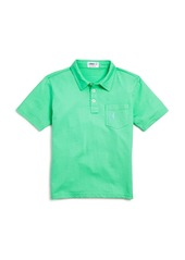 Johnnie-O Boys' Solid Jersey Polo Shirt - Little Kid, Big Kid