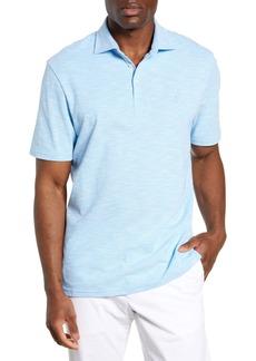 johnnie-O Coffman Classic Fit Short Sleeve Piqué Polo