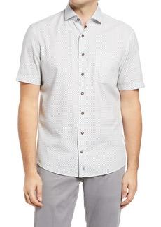 johnnie-O Depew Short Sleeve Button-Up Shirt