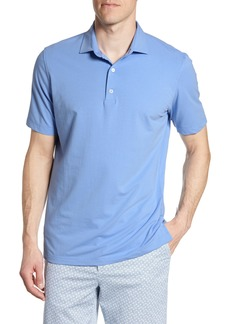 johnnie-O Giggs Classic Fit Stretch Cotton Polo