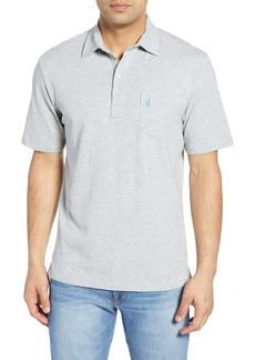 johnnie-O Heathered Original Regular Fit Polo