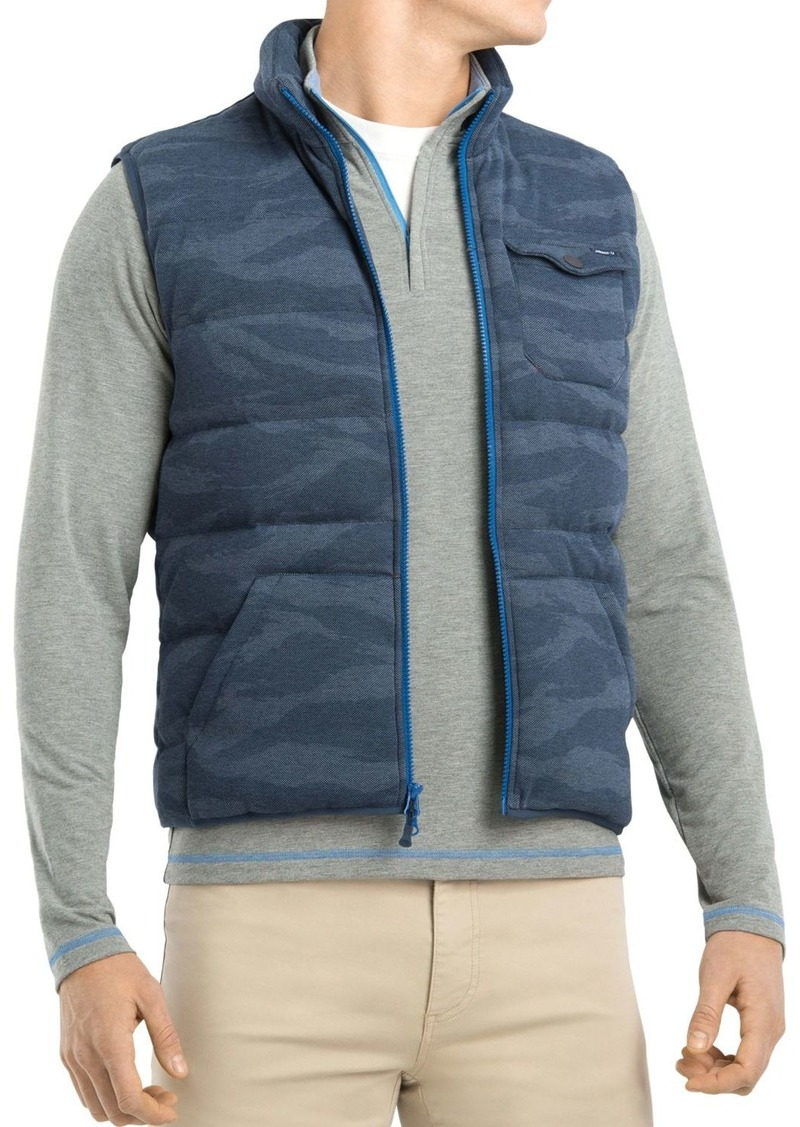 Johnnie-O Horton Quilted Vest