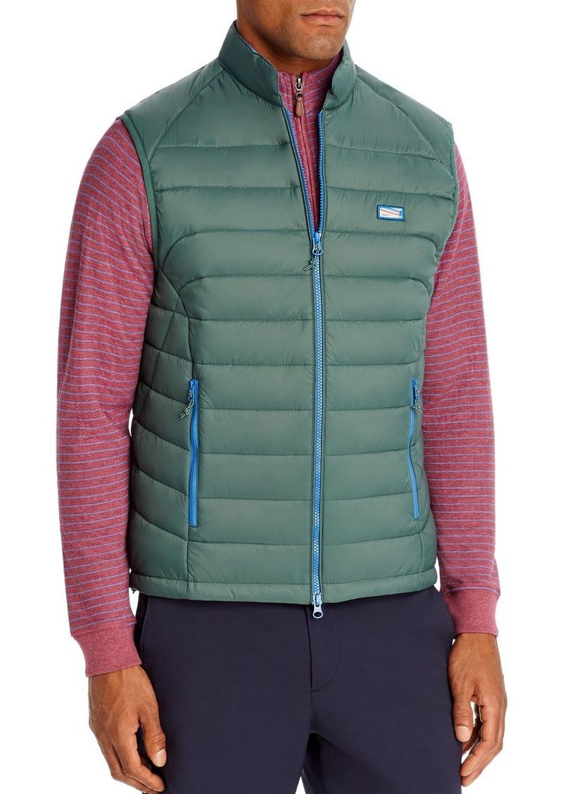 Johnnie-O Hudson Packable Puffer Vest