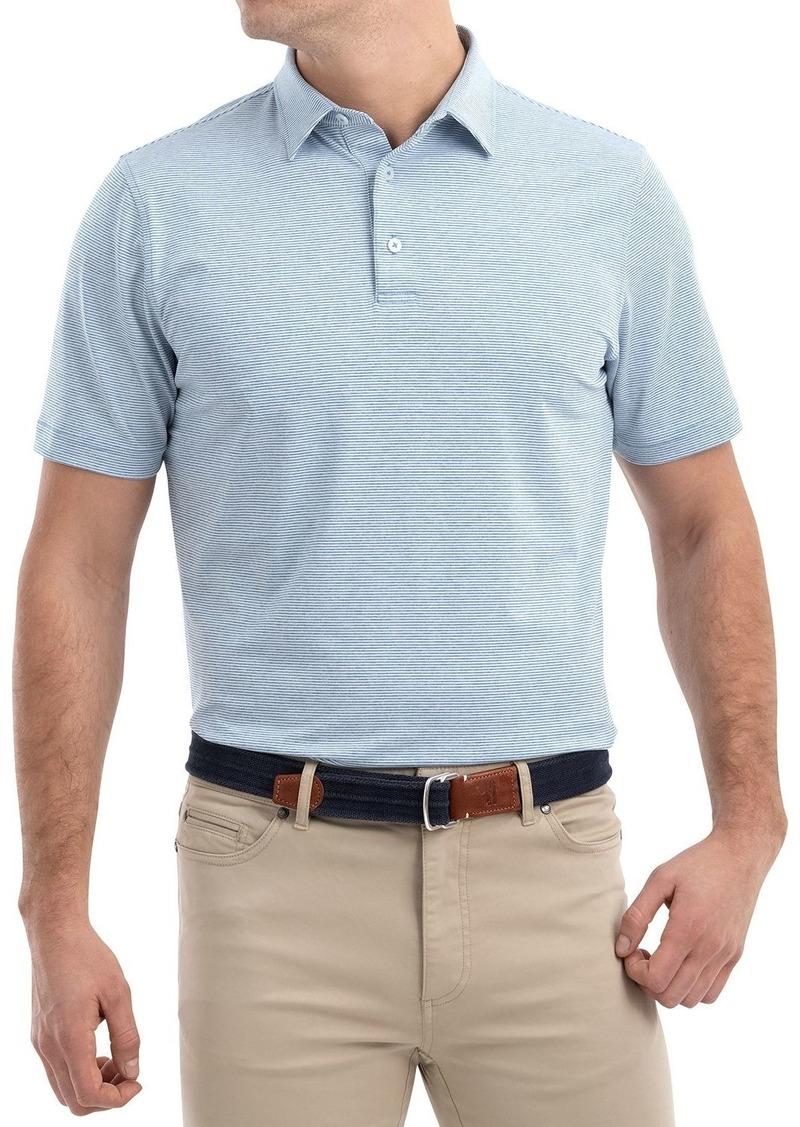 Johnnie-O Lyndon Regular Fit Performance Polo Shirt